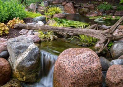 Aquascape Waterfeature Projects